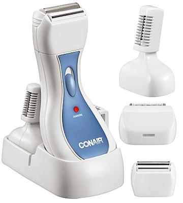 Review of Conair Satiny Smooth Ladies All-in-One Personal Groomer