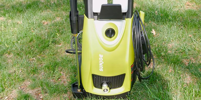 Review of Sun Joe SPX3000 Electric Pressure Washer