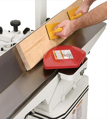 Review of JET 708457DXK Jointer with Quick-Set Knive System