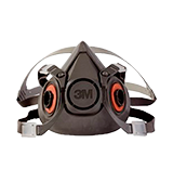 3M 6300/07026 Reusable Respirator Mask