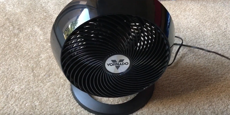 Review of Vornado 660 Large Floor Air Circulator Fan