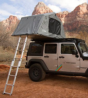 Review of Front Runner Feather-Lite Roof Top Tent