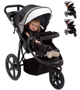 Jeep Patriot Open Trails Jogging Stroller