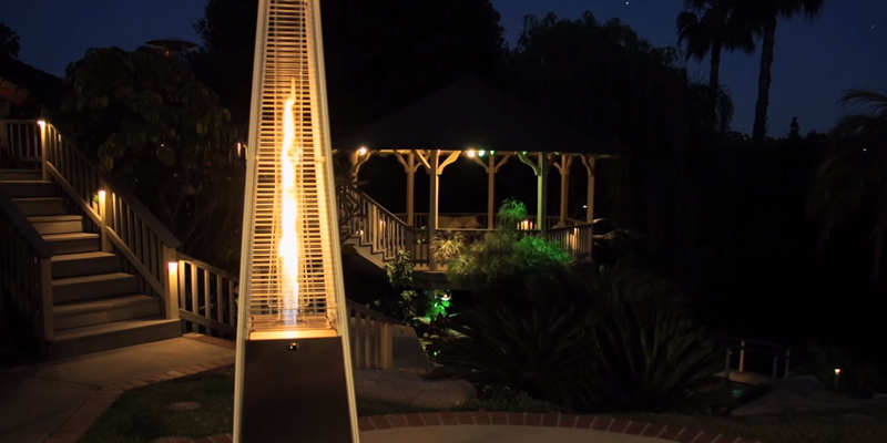 Review of Hiland HLDSO1-WGTHG Patio Heater, Quartz Glass Tube