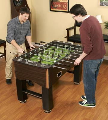 Review of Hathaway Primo Soccer Table