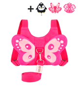 EPLAZA Butterfly Baby Toddler Walking Safety Belt Harness