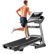 NordicTrack NTL19119 Commercial Series Folding Treadmill
