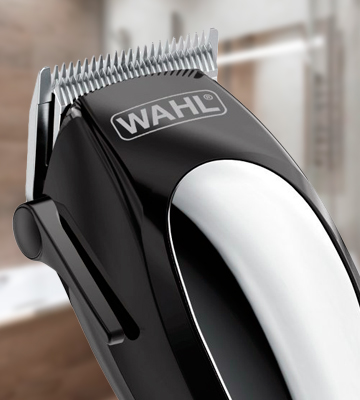 Review of Wahl 79600-2101 Hair Cutting Kit with 10 Guide Combs