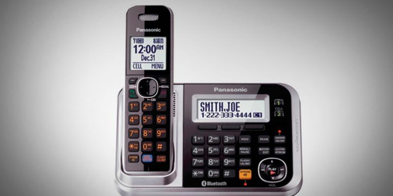 Review of Panasonic KX-TG7875S Bluetooth Phone