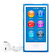 Apple iPod nano 16GB Blue 7th Generation
