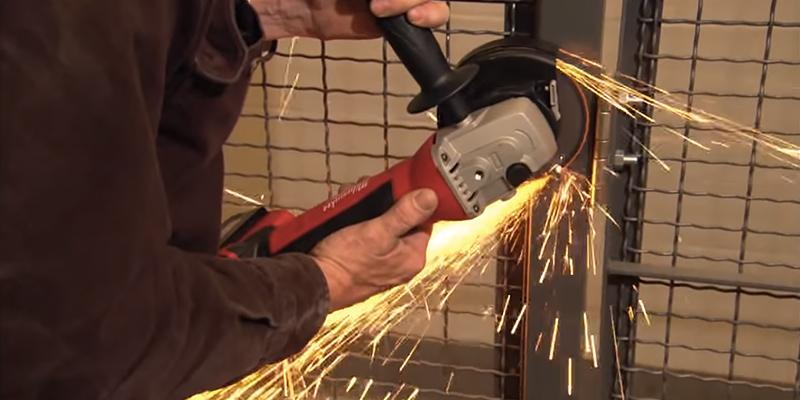 Review of Milwaukee 2680-20 M18 Cut-off/Grinder
