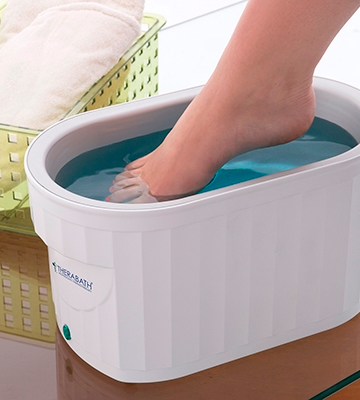 Review of Therabath TB5 Professional Thermotherapy Paraffin Bath