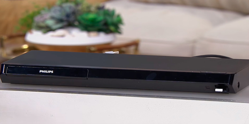 Detailed review of Philips BDP7502 4K Wifi Blu Ray Player