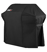 Weber 7107 Grill Cover with Storage Bag for Genesis Gas Grill