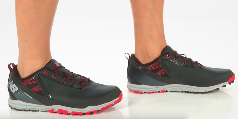 Review of New Balance NBG518 Comfort Golf Shoe
