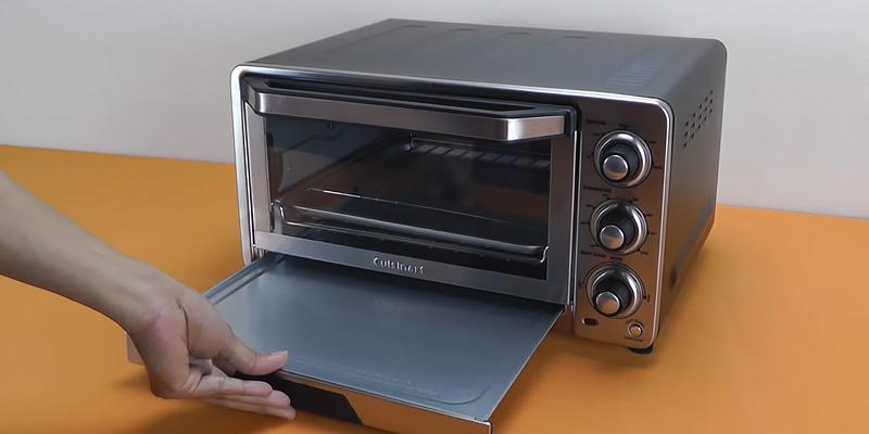Detailed review of Cuisinart TOB-40 Custom Classic Toaster Oven