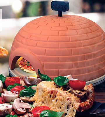 Review of NutriChef PKPZ950 Electric Pizza Oven