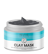 Revive Science Kaolin Clay Face Mask
