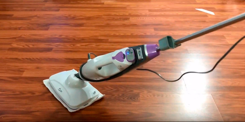 Review of Light 'N' Easy S3601 Multifunctional Steam Mop