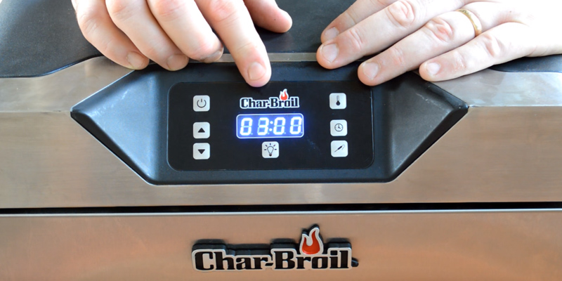 Detailed review of Char-Broil Deluxe Digital Electric Smoker