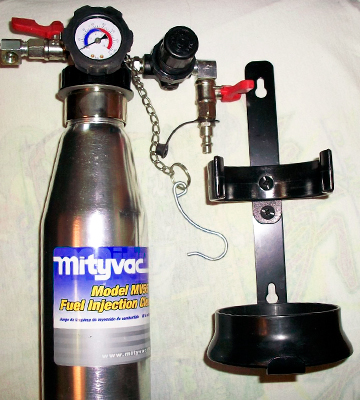 Review of Mityvac MV5565 Fuel Injector Cleaning Kit
