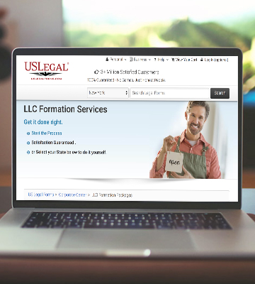 Review of USLegal LLC Formation Services