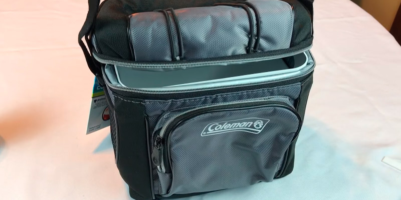 Review of Coleman 3000001307 Soft Cooler With Hard Liner
