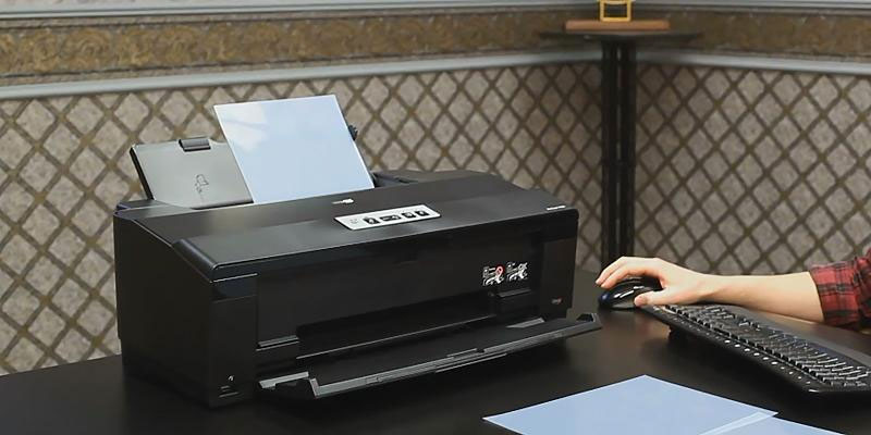 Review of Epson Artisan 1430 (C11CB53201) Wireless Color Wide-Format Inkjet Printer