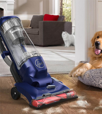Review of Hoover UH74110 Pet Max Complete Bagless Upright Vacuum Cleaner