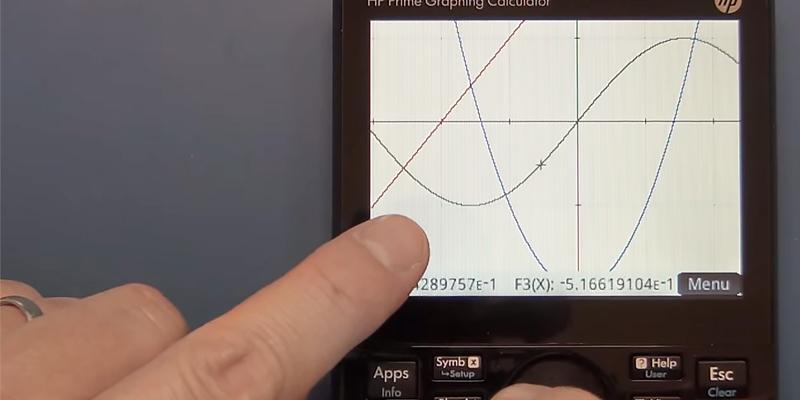 Detailed review of HP Prime Graphing Calculator