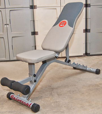 Review of Nautilus Universal 5 Position Weight Bench