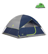 Coleman Sundоme Leak Proof Tent