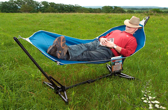 Comparison of Portable Folding Hammocks