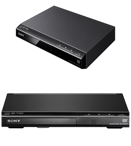 Review of Sony DVPSR210P DVD Player