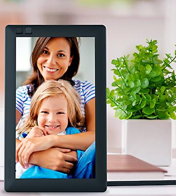 Review of Nixplay Seed WiFi Digital Photo Frame
