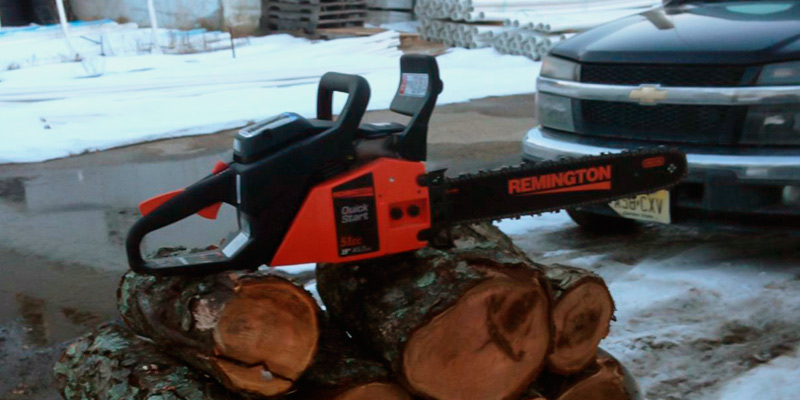 Detailed review of Remington RM5118R Rodeo 2-Cycle Gas Chainsaw