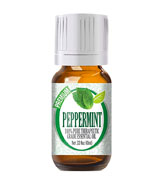 Healing Solutions Pharmaceutical Grade Peppermint Essential Oil
