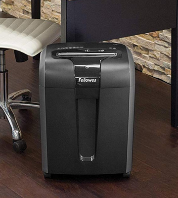 Review of Fellowes Powershred 73Ci Jam Proof 12-Sheet Cross-Cut Paper Shredder