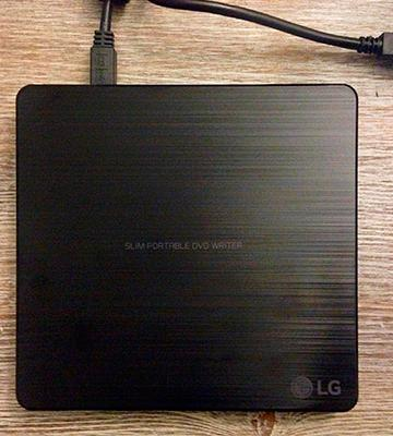 Review of LG GP60NB50 Ultra Slim Portable DVD External Drive