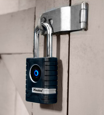 Review of Master Lock Outdoor Personal Use Bluetooth Padlock