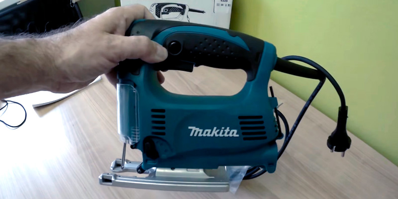 Review of Makita 4329K Variable-Speed Top-Handle