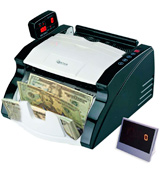 G-Star Technology Standard Money Counter With UV/MG/IR Counterfeit Bill Detection