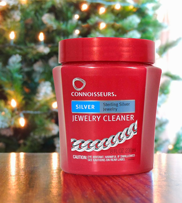 Review of Connoisseurs 8OZ Silver Jewelry Cleaner