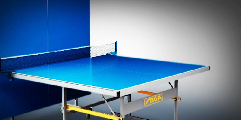 Detailed review of Stiga Outdoor Table Tennis Table