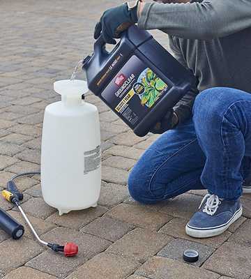 Review of Ortho 0431702 GroundClear Vegetation Killer Concentrate 2 GAL