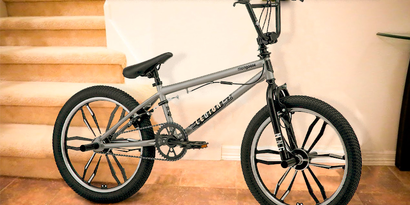 "Review of Mongoose Legion 20"" Freestyle BMX Bike"