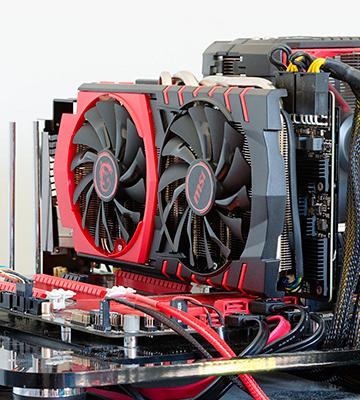 Review of MSI GAMING 6G Graphics Card