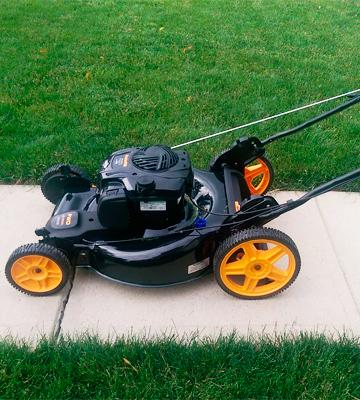 Review of Poulan Pro PR625Y22RHP 3-in-1 Self Propelled Lawn Mower