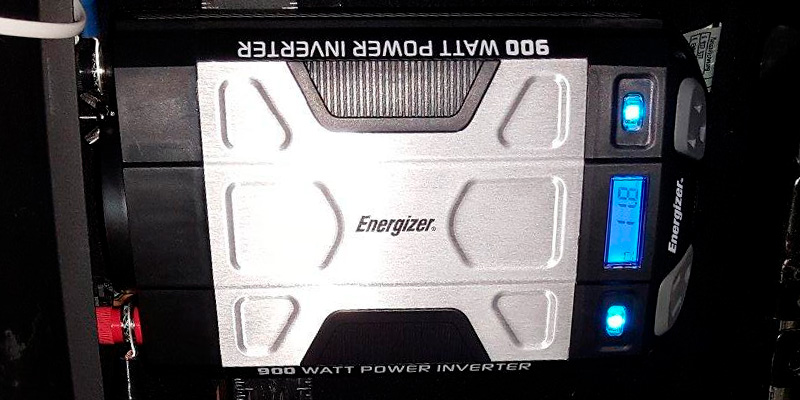 Review of Energizer Power Inverter