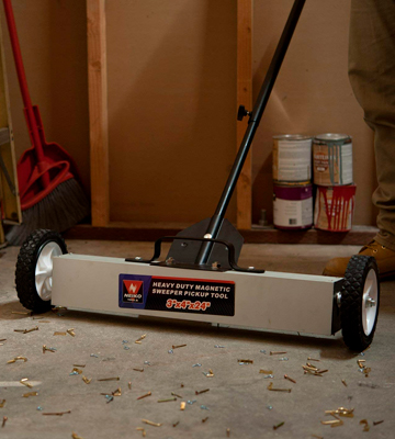 Review of Neiko 53418A 36 Magnetic Pick-Up Sweeper
